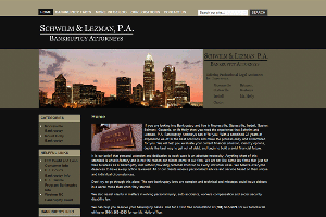 Schwilm and Lezman Attorneys Web Development Project