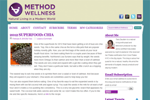 Method Wellness Web Development Project